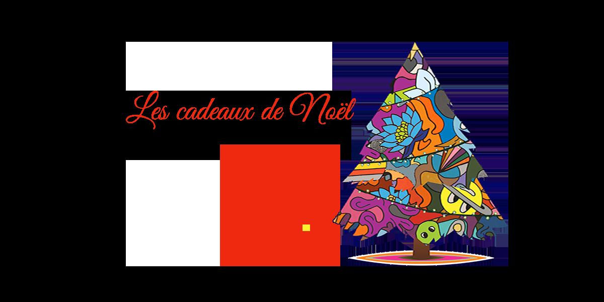 Cadeaux de noel originaux et colorés par Sofi
